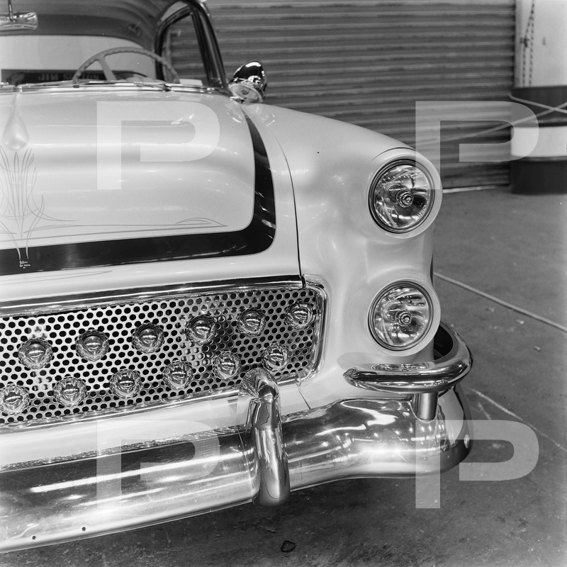 1955 Chevrolet - Jim Seaton - Barris Kustoms 60812110