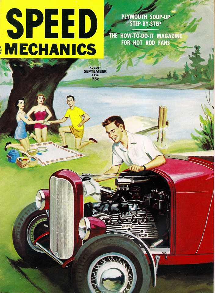 Speed Mechanics Cover 60822310