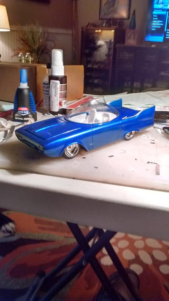 Model Kits Contest - Hot rods and custom cars - Page 2 60823910