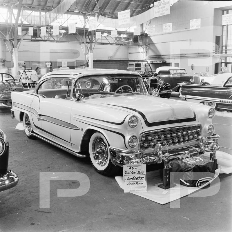 1955 Chevrolet - Jim Seaton - Barris Kustoms 60861210