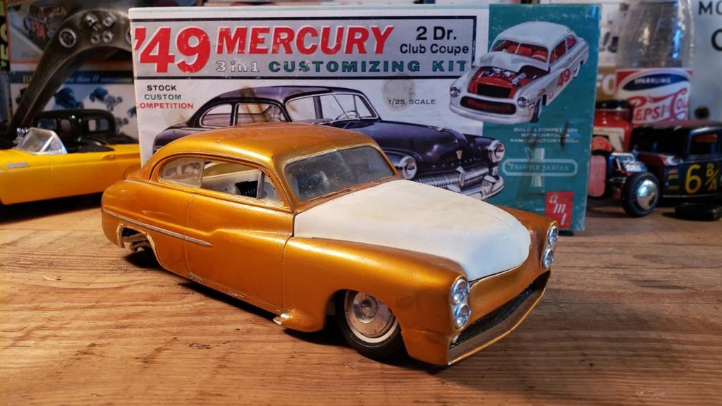 Vintage built automobile model kit survivor - Hot rod et Custom car maquettes montées anciennes - Page 13 60891510