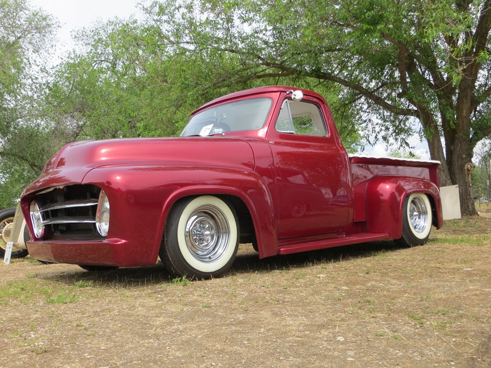 Ford Pick Up 1953 - 1956 custom & mild custom - Page 4 60920110