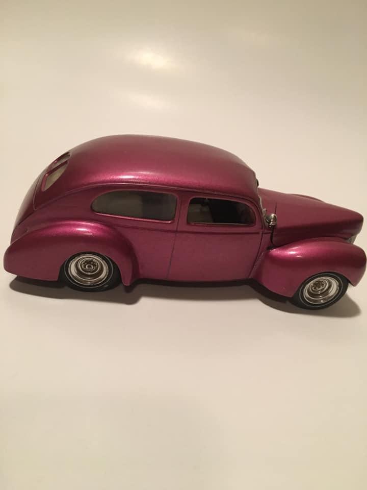 Vintage built automobile model kit survivor - Hot rod et Custom car maquettes montées anciennes - Page 13 60937710