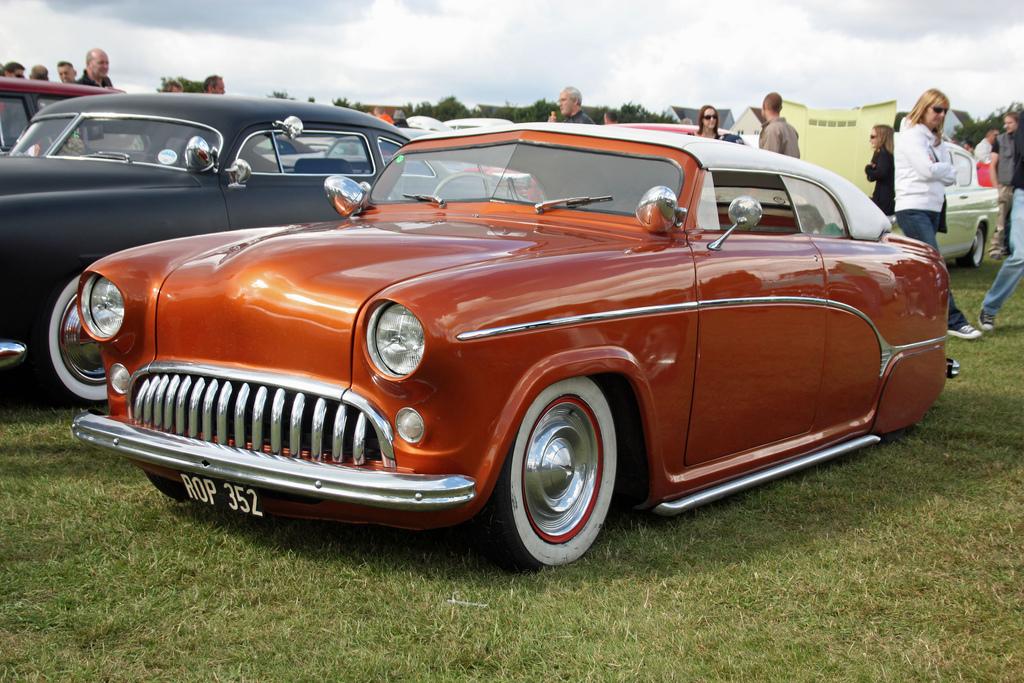 1956 Austin A50 - Koppa Kruiser - John Phillips 60948910
