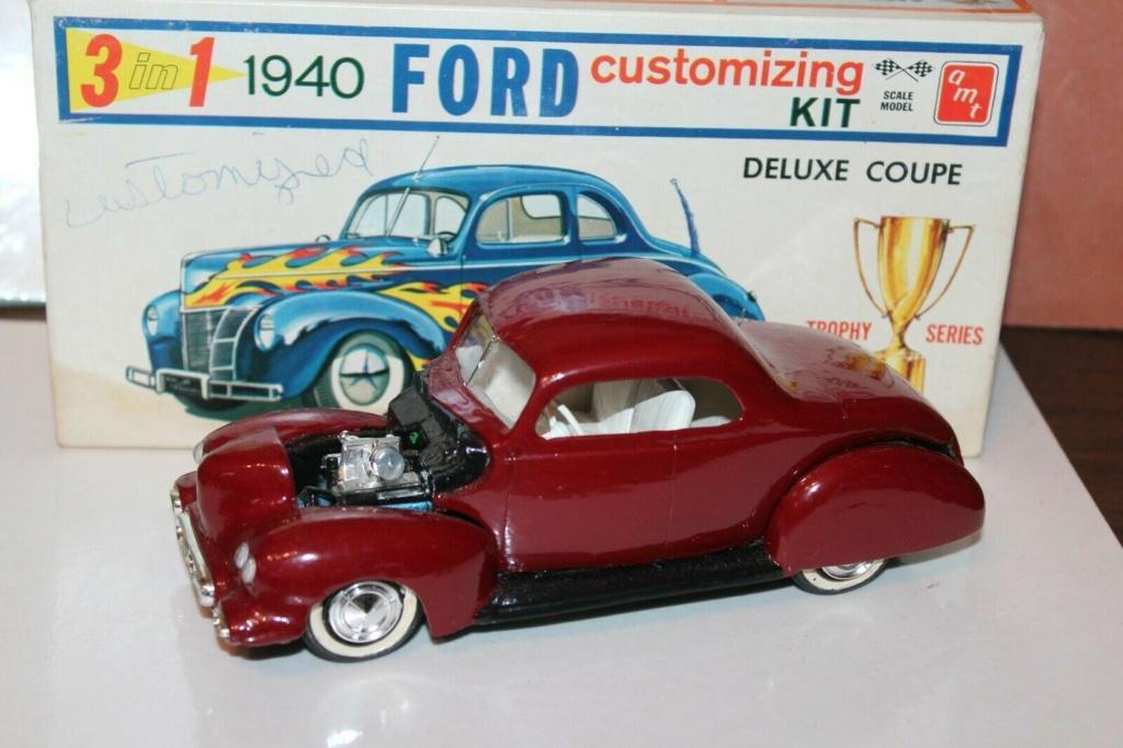 Vintage built automobile model kit survivor - Hot rod et Custom car maquettes montées anciennes - Page 13 61046811