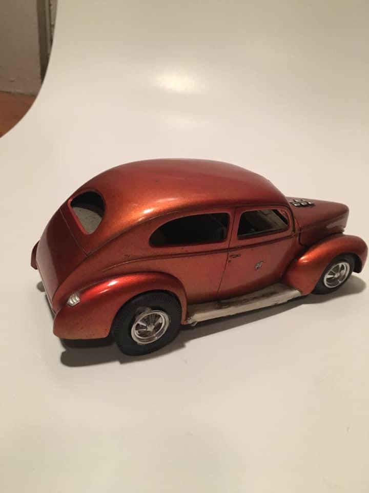 Vintage built automobile model kit survivor - Hot rod et Custom car maquettes montées anciennes - Page 13 61193110