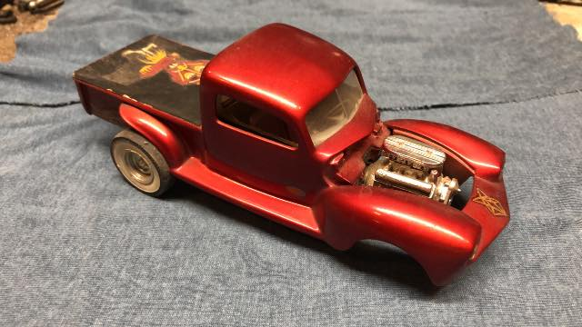 Vintage built automobile model kit survivor - Hot rod et Custom car maquettes montées anciennes - Page 13 61218810
