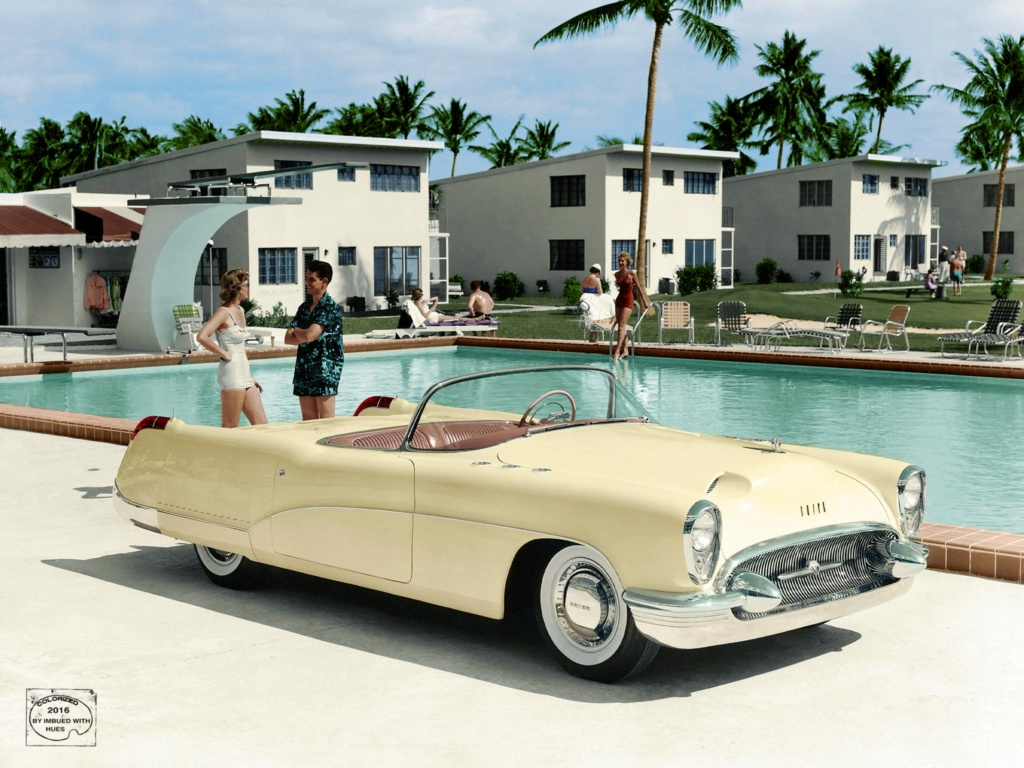 B & W Classic cars and vintage pics colorized by Imbued with hues 61250210