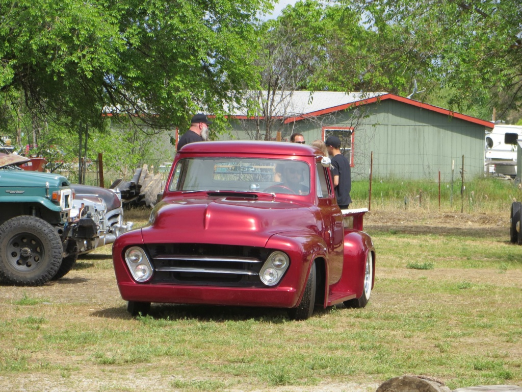 Ford Pick Up 1953 - 1956 custom & mild custom - Page 4 61447910
