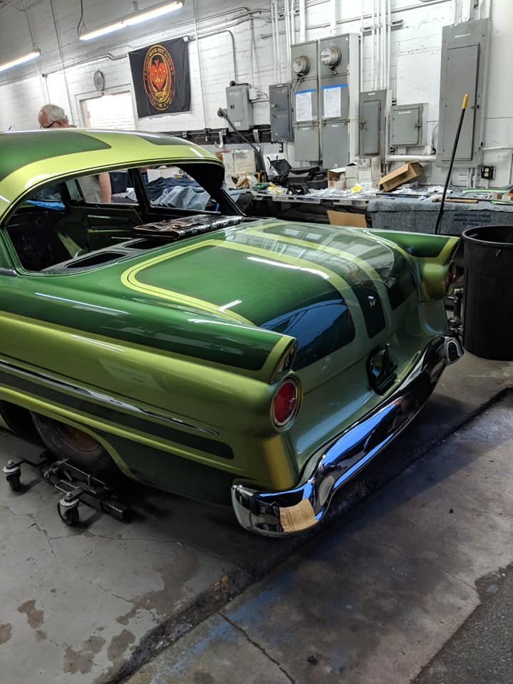 auto's crazy paint - peinture de fou sur carrosseries 61558710