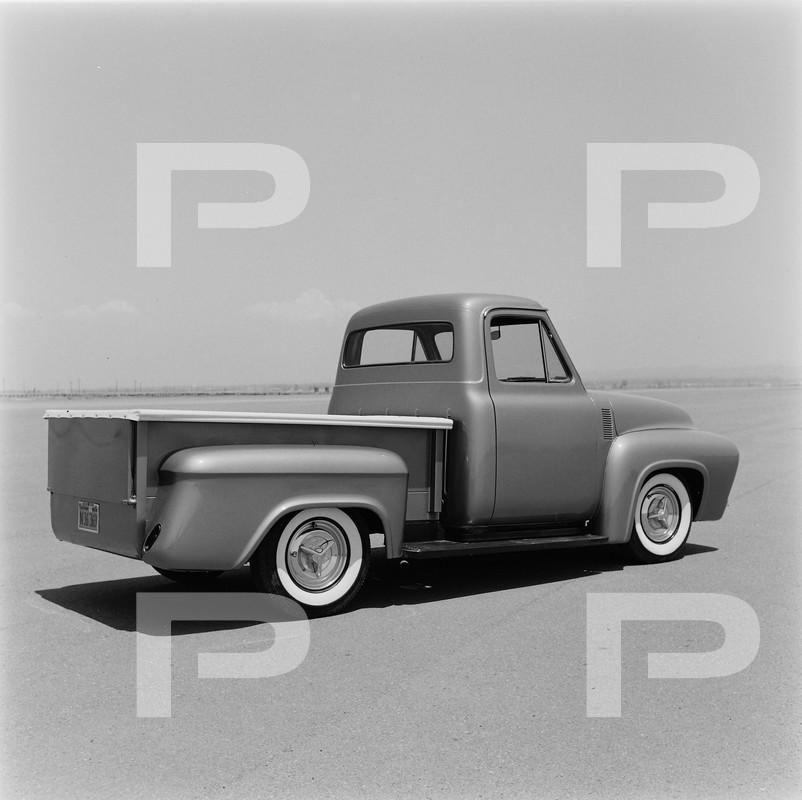 Ford Pick Up 1953 - 1956 custom & mild custom - Page 4 61604410