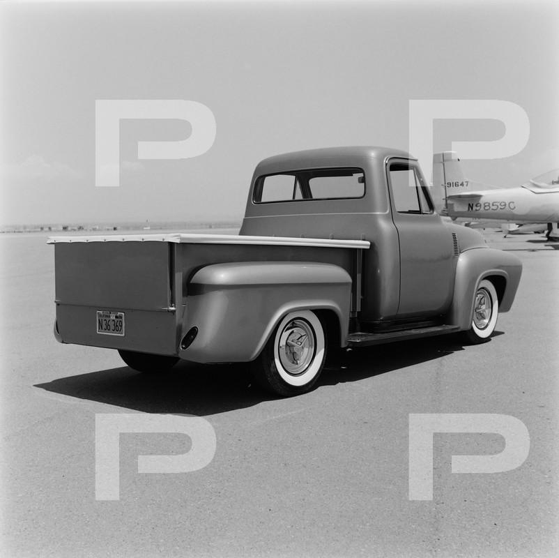 Ford Pick Up 1953 - 1956 custom & mild custom - Page 4 61604510