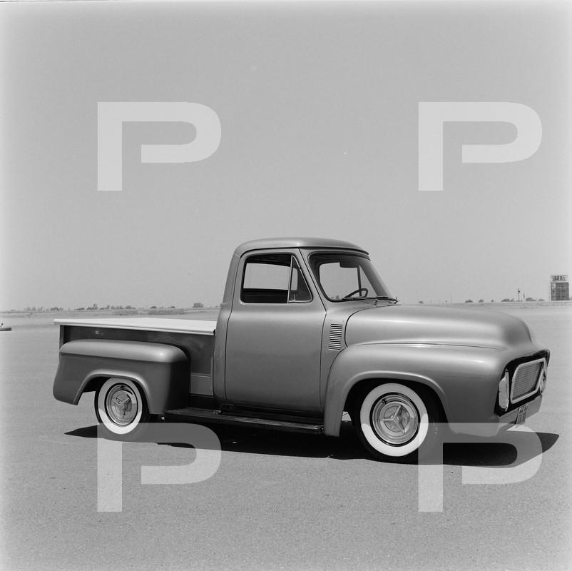 Ford Pick Up 1953 - 1956 custom & mild custom - Page 4 61604610