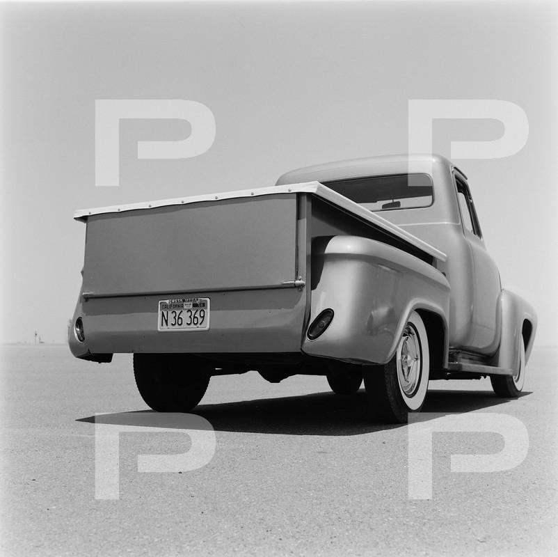 Ford Pick Up 1953 - 1956 custom & mild custom - Page 4 61604810