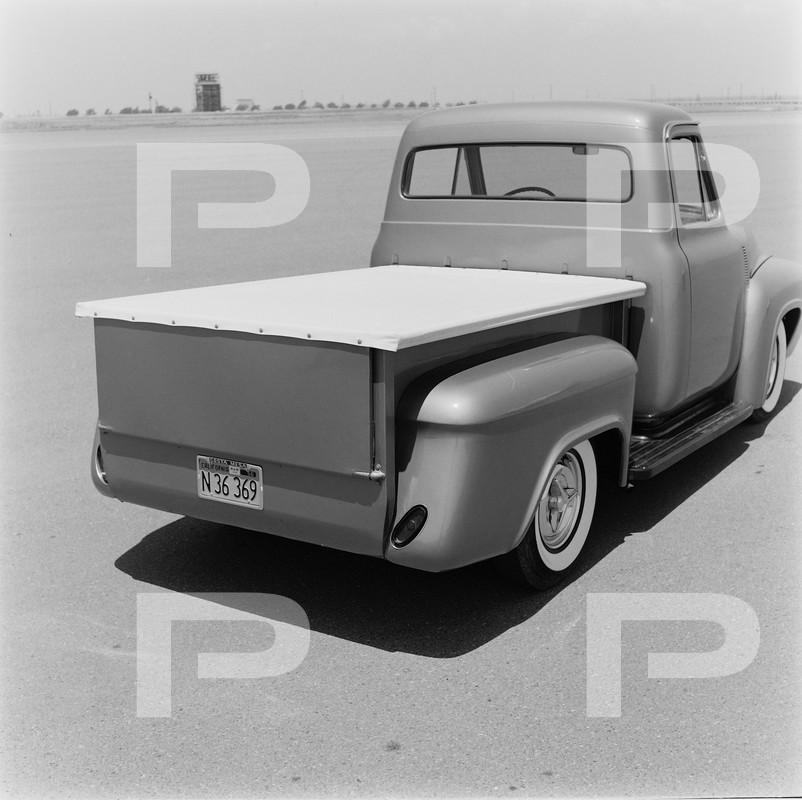 Ford Pick Up 1953 - 1956 custom & mild custom - Page 4 61604910