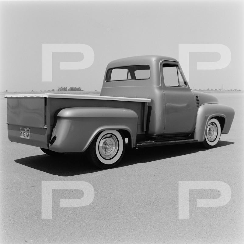 Ford Pick Up 1953 - 1956 custom & mild custom - Page 4 61605011