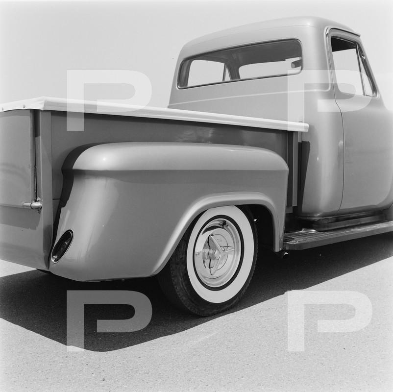 Ford Pick Up 1953 - 1956 custom & mild custom - Page 4 61605110