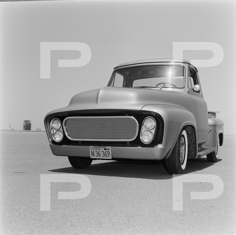 Ford Pick Up 1953 - 1956 custom & mild custom - Page 4 61605310
