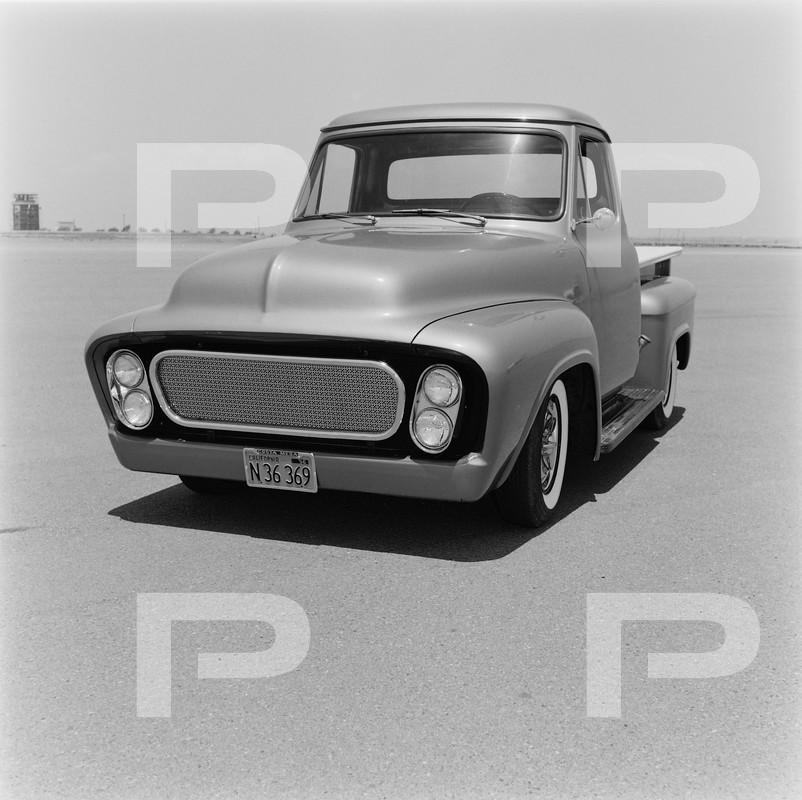 Ford Pick Up 1953 - 1956 custom & mild custom - Page 4 61605410