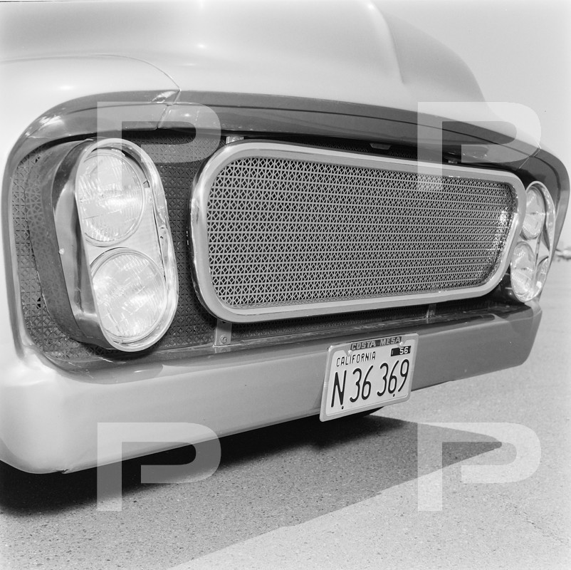 Ford Pick Up 1953 - 1956 custom & mild custom - Page 4 61605710