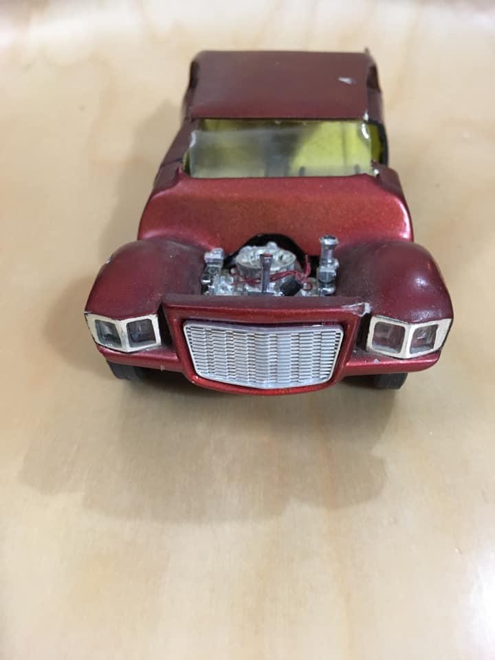 Vintage built automobile model kit survivor - Hot rod et Custom car maquettes montées anciennes - Page 13 61620910