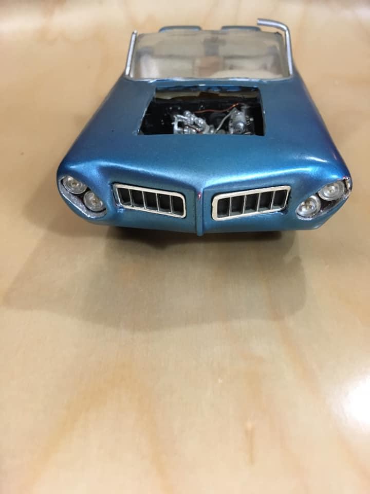 Vintage built automobile model kit survivor - Hot rod et Custom car maquettes montées anciennes - Page 13 61624010