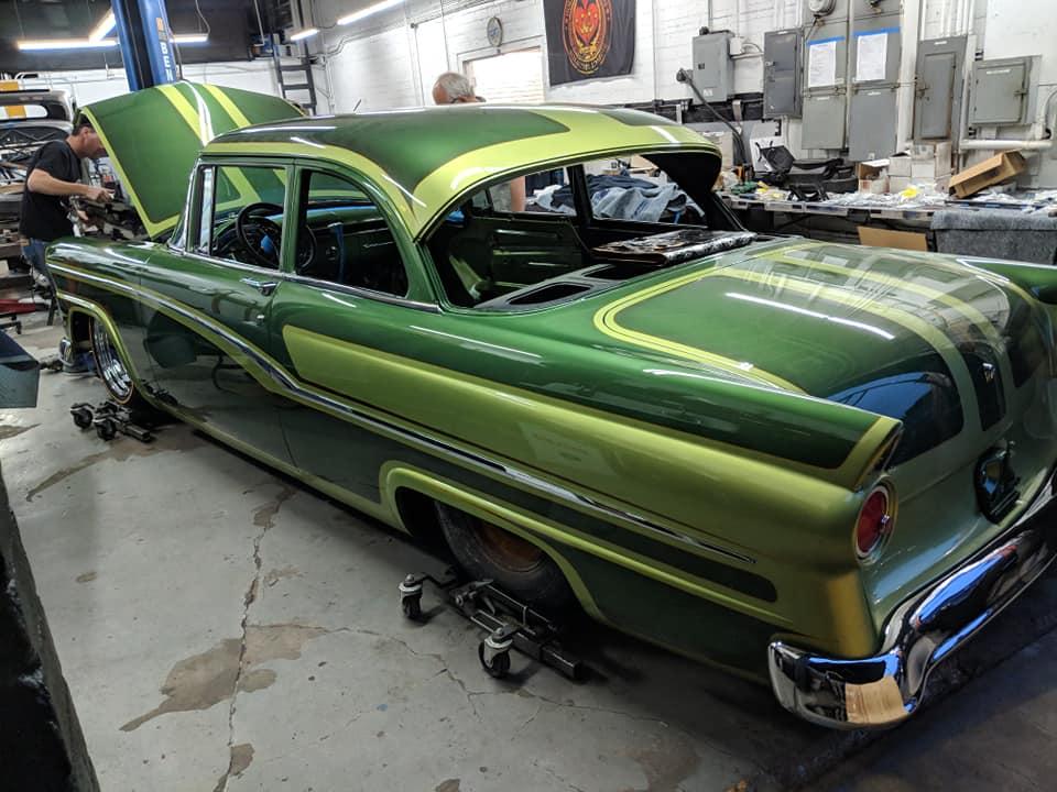 auto's crazy paint - peinture de fou sur carrosseries 61626410