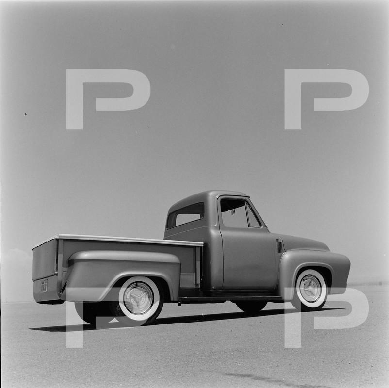 Ford Pick Up 1953 - 1956 custom & mild custom - Page 4 61722710