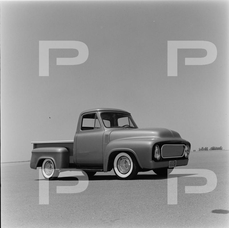 Ford Pick Up 1953 - 1956 custom & mild custom - Page 4 61722910