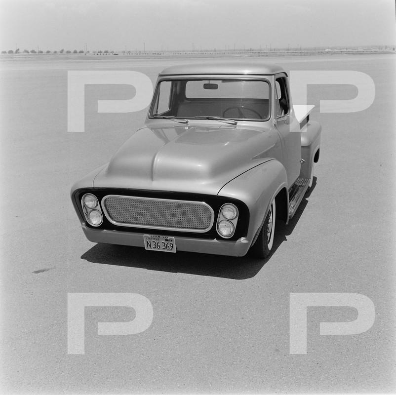 Ford Pick Up 1953 - 1956 custom & mild custom - Page 4 61723610