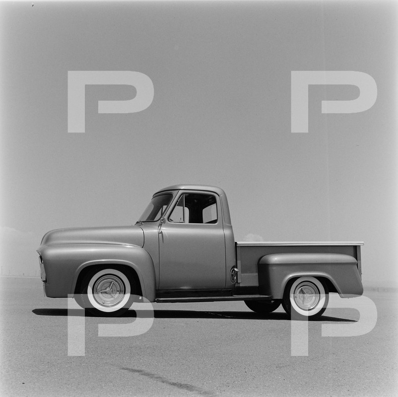 Ford Pick Up 1953 - 1956 custom & mild custom - Page 4 61723710