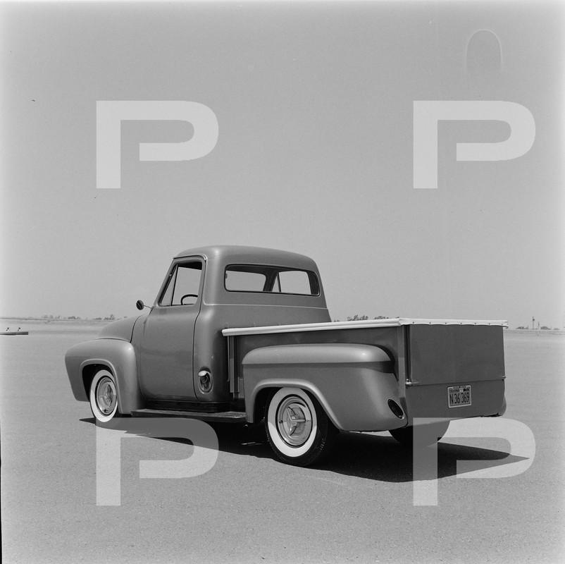 Ford Pick Up 1953 - 1956 custom & mild custom - Page 4 61723810