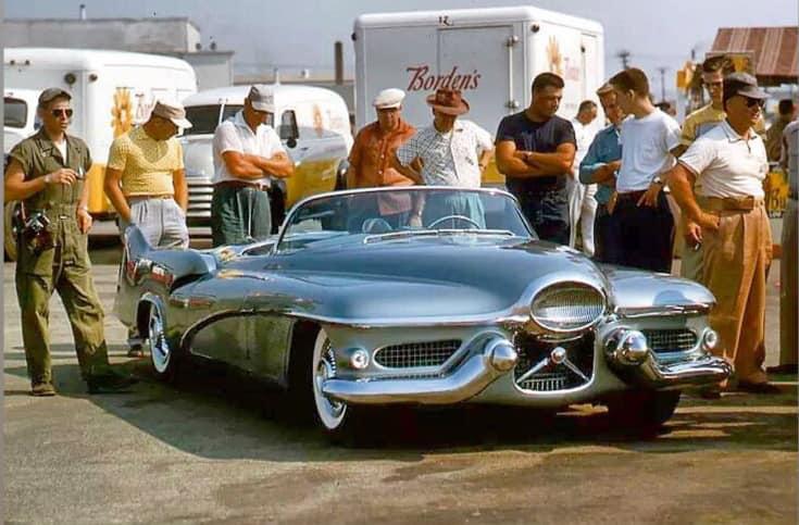 Buick Lesabre - Concept car 1951 61822610