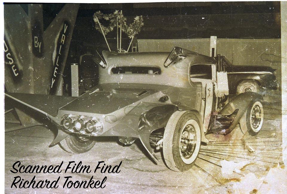 John Hychko's wild '32 Chevy coupe  61855110