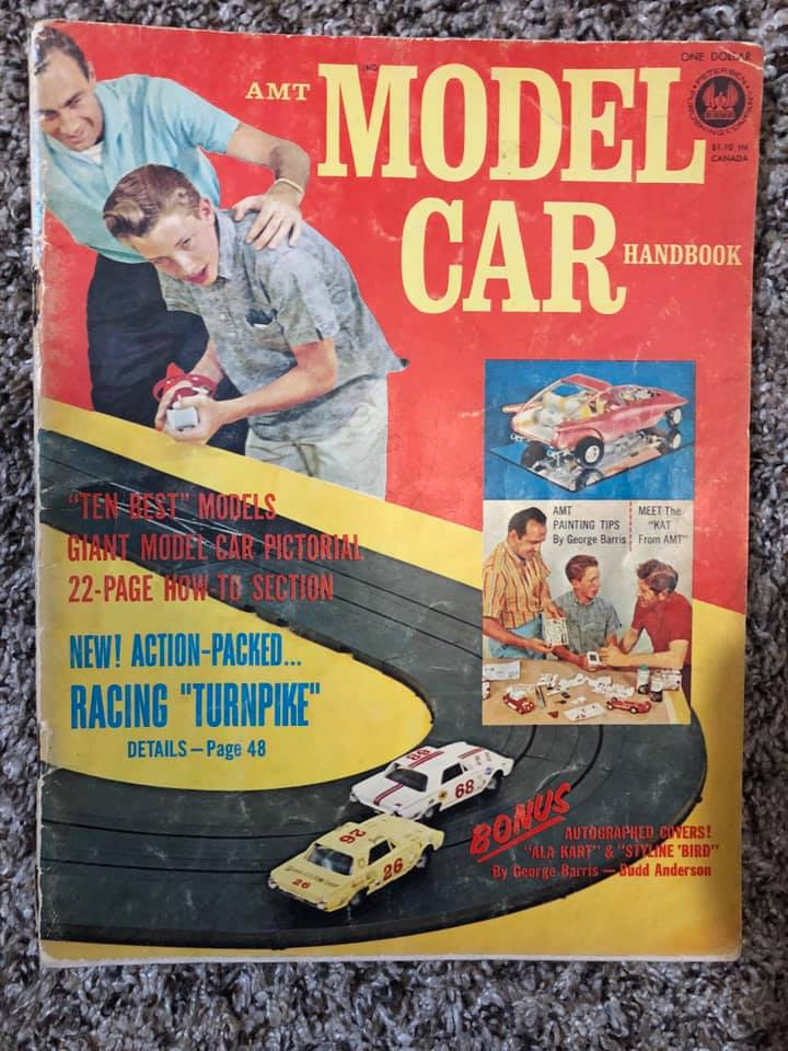 Vintage built automobile model kit survivor - Hot rod et Custom car maquettes montées anciennes - Page 13 61880510