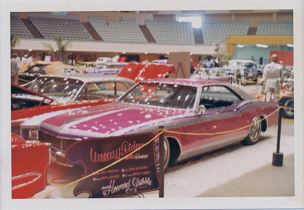 1966 Buick Riviera - Uneasy Rider - Howard Gribble - Painting Bill Carter 61897210