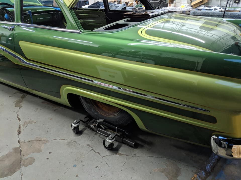 auto's crazy paint - peinture de fou sur carrosseries 61900810