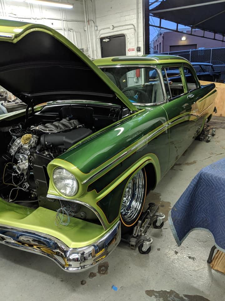 auto's crazy paint - peinture de fou sur carrosseries 61931910