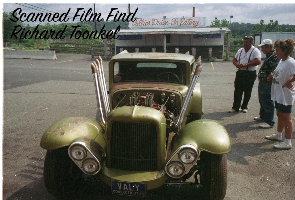 John Hychko's wild '32 Chevy coupe  61969210