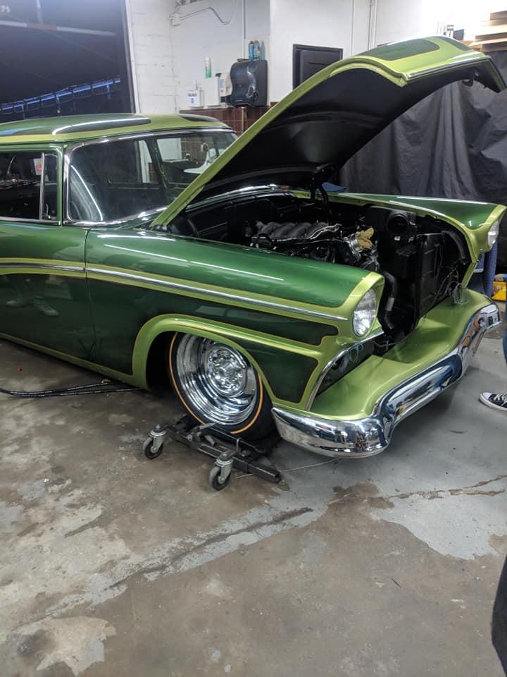 auto's crazy paint - peinture de fou sur carrosseries 62236510
