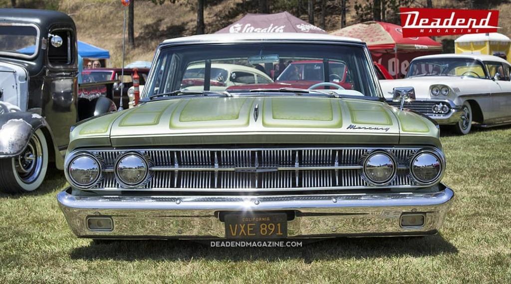 Mercury 1961 - 1964 custom & mild custom 62396411