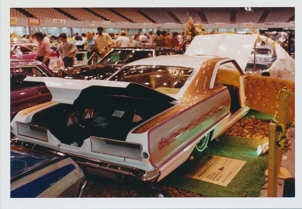 Howard Gribble - photographer and a lowrider and custom car historian from Torrance, California - Page 2 62583010