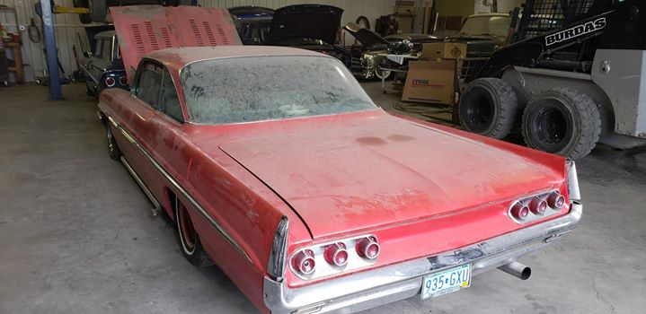 Pontiac 1959 - 62 custom & mild custom - Page 3 62623210