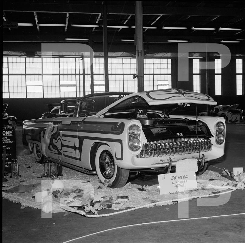 1956 Mercury - Adrienne Hooper - Larry Cooper - Cooper Body Shop  62706310