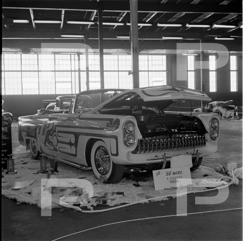 1956 Mercury - Adrienne Hooper - Larry Cooper - Cooper Body Shop  62706410