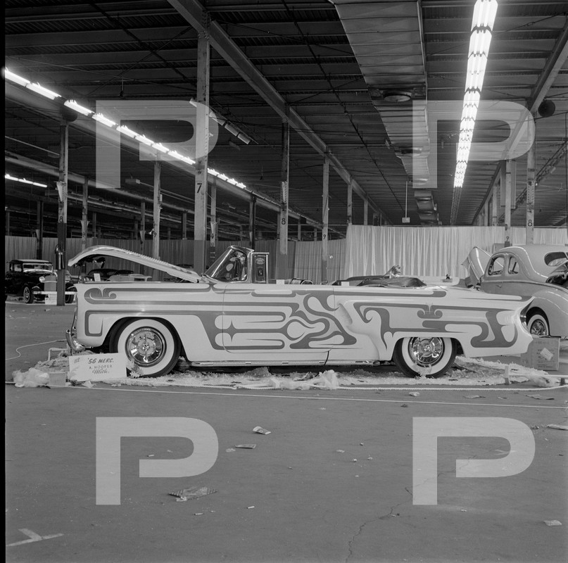 1956 Mercury - Adrienne Hooper - Larry Cooper - Cooper Body Shop  62706610