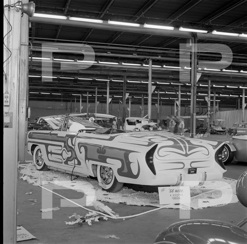 1956 Mercury - Adrienne Hooper - Larry Cooper - Cooper Body Shop  62706710