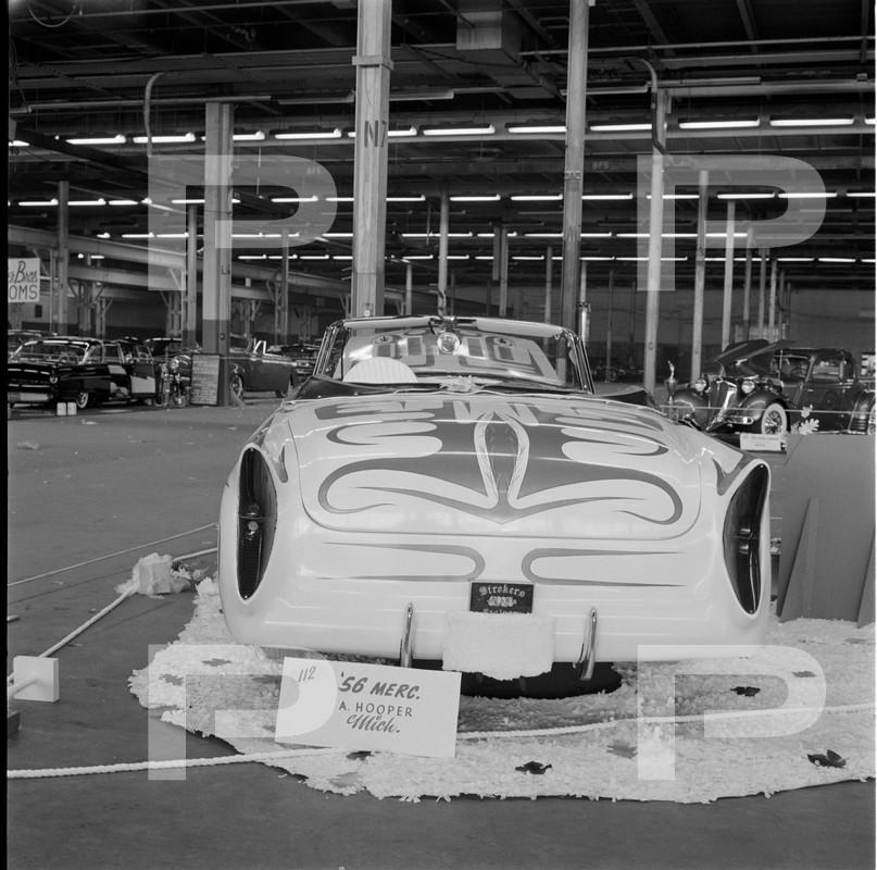 1956 Mercury - Adrienne Hooper - Larry Cooper - Cooper Body Shop  62706810