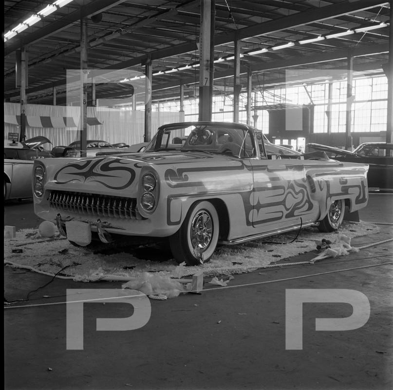 1956 Mercury - Adrienne Hooper - Larry Cooper - Cooper Body Shop  62707310
