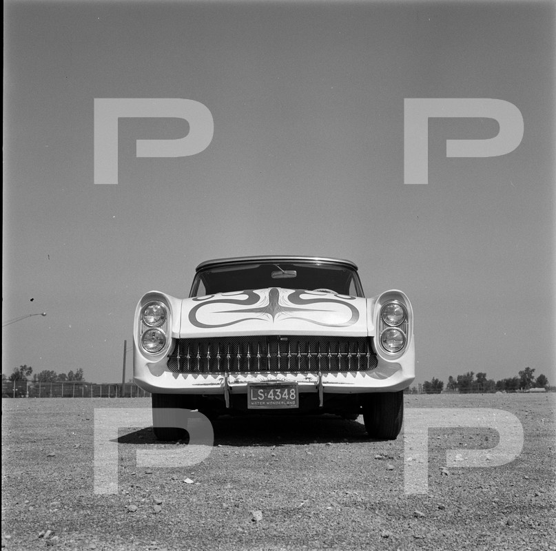 1956 Mercury - Adrienne Hooper - Larry Cooper - Cooper Body Shop  62707510